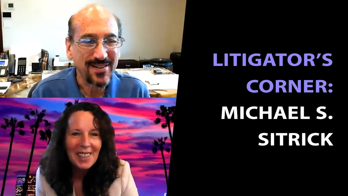 Interview with Mike Sitrick